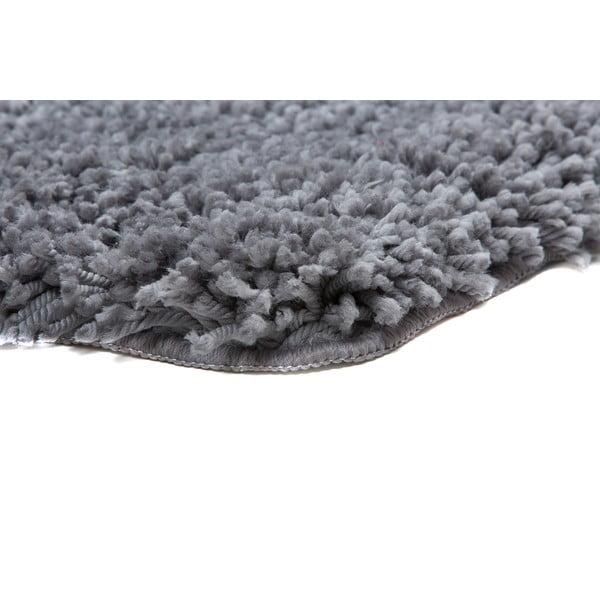 Zestaw 2 dywaników łazienkowych z wcięciem Citylights Silver