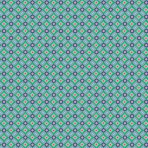 Tapeta Pip Studio Geometric, 0,52x10 m, zielona