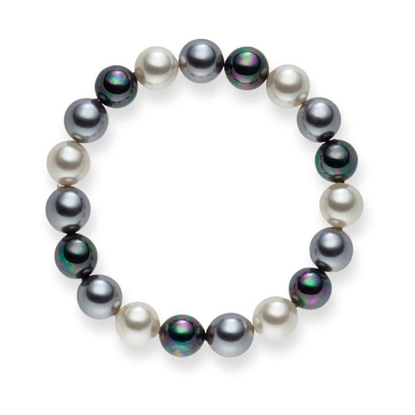 Bransoletka Nova Pearls Copenhagen Brigitte Dark