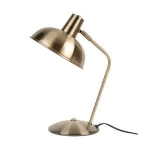 Lampa stołowa w kolorze złota Leitmotiv Hood