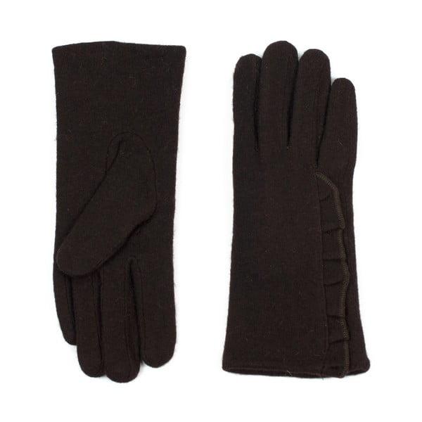 Rękawiczki Vintage Brown
