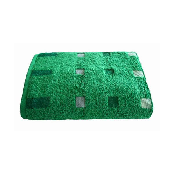 Ręcznik Quatro Smaragd, 80x160 cm