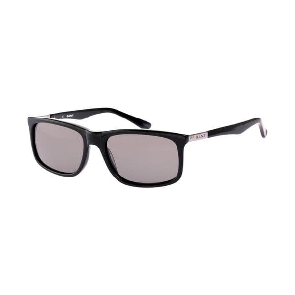 Męskie okulary przeciwsłoneczne GANT Rectangular Black