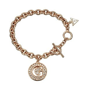 Bransoletka Guess 1428 Rose Gold
