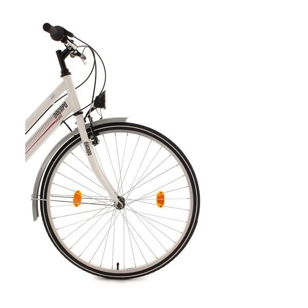 "Damski rower City Bike Encanto White, 28"""