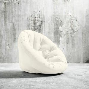 Fotel rozkładany Karup Nido Natural