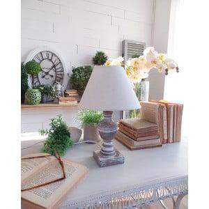 Lampa stołowa Natural White, 22x33 cm