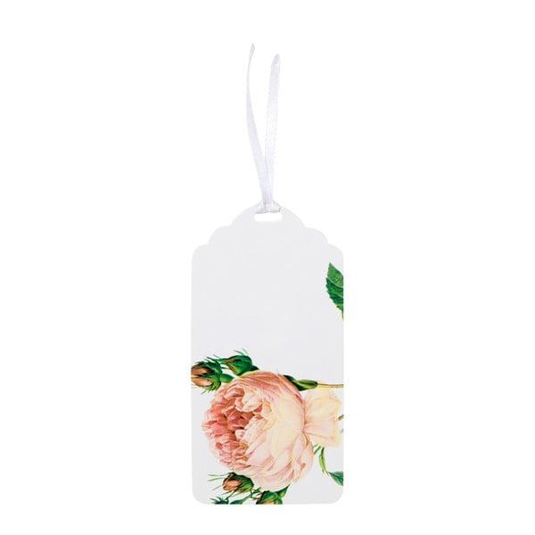 Etykietki imienne Blossom, 10 szt.