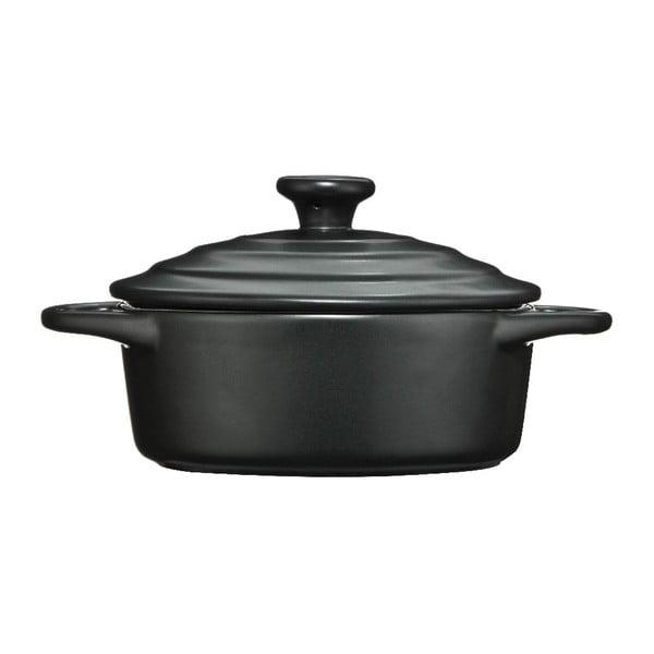 Czarne naczynie do zapiekania Premier Housewares, 600 ml