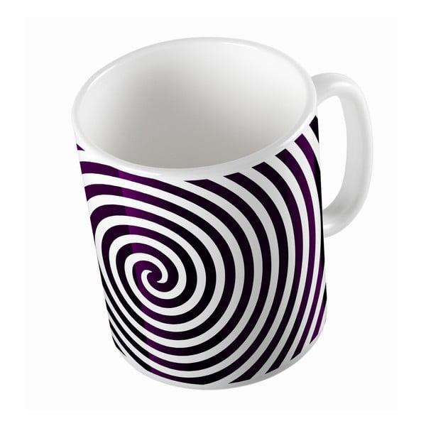 Kubek Black Shake Circle Hypnosis, 330ml
