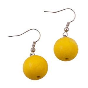 Kolczyki Pellu Yellow