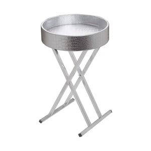 Stolik Circular Tray Silver
