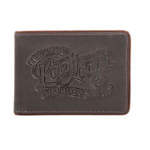 Skórzany portfel Lois Jeans Mood, 11x8,5 cm