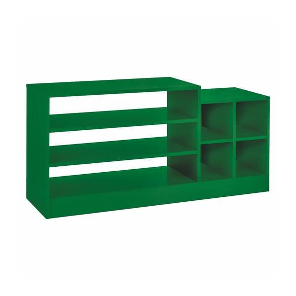 Zielona biblioteczka Woodman Volta Small
