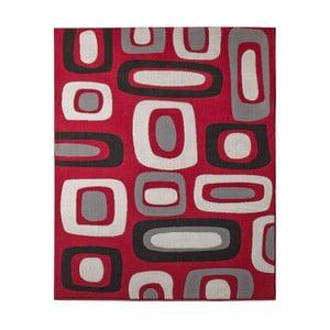 Dywan Hanse Home Hamla Willy Red, 80 x 150 cm