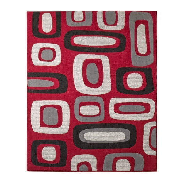Dywan Hanse Home Hamla Willy Red,160 x 230 cm