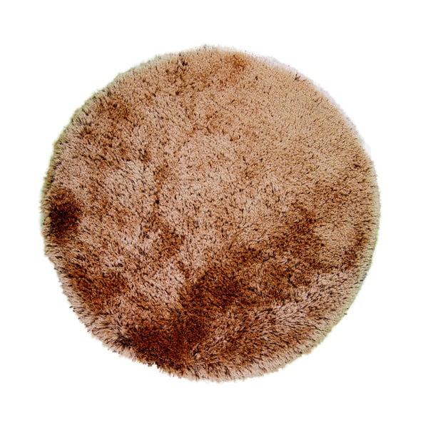Dywan Pearl 150 cm, karmelowy