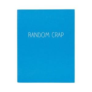 Duży zeszyt Random Crap