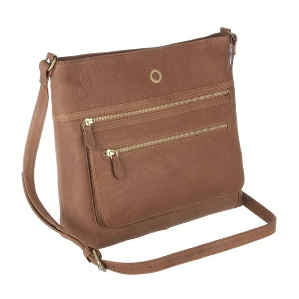 Skórzana torba Tasmin Oak Cross-Body
