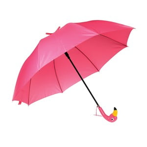 Różowy parasol Rex London Flamingo