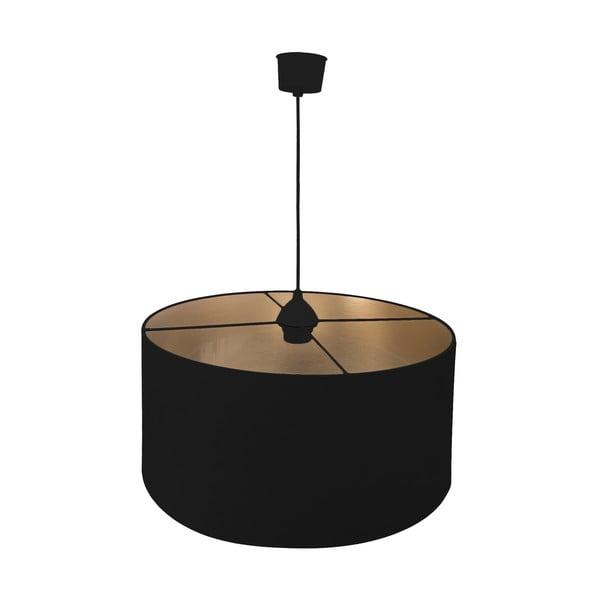 Lampa sufitowa Gold Inside Three Black