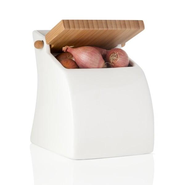 Porcelanowy pojemnik Jar