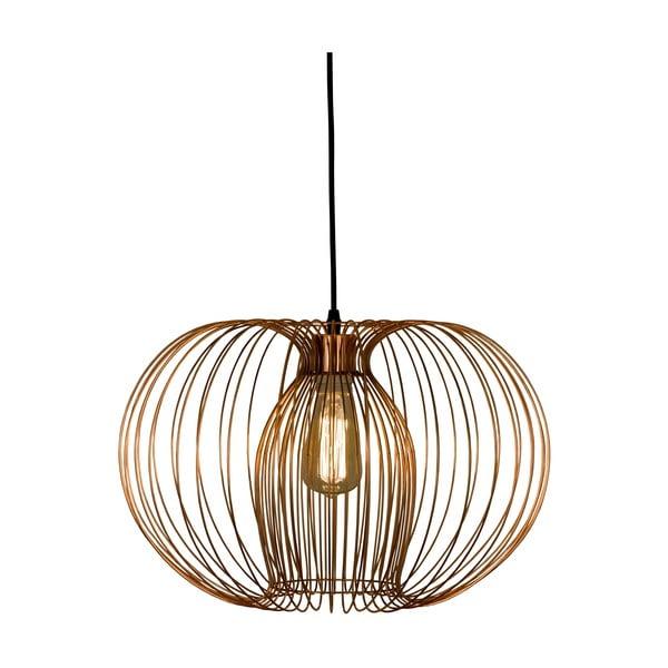 Lampa wisząca Scan Lamps Memphis Copper, ⌀45 cm