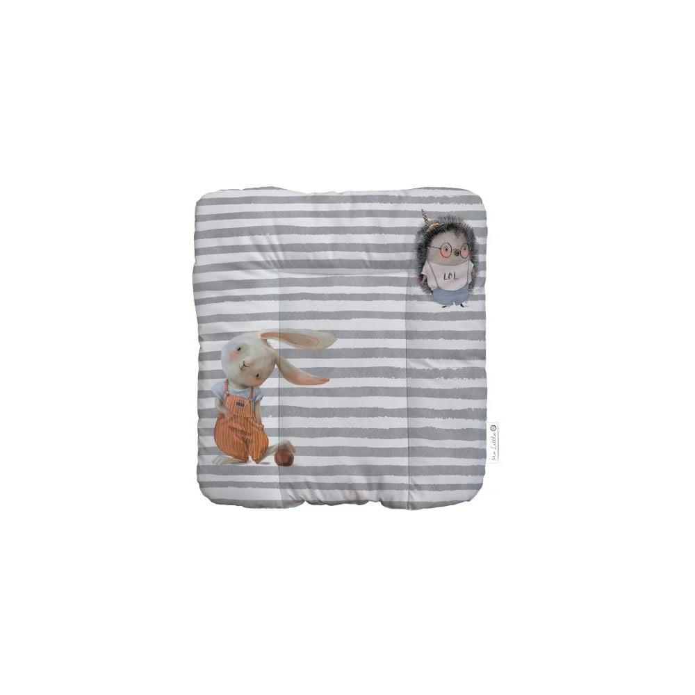 Poduszka na krzesło Mr. Little Fox Boys From The Forest, 75x70 cm