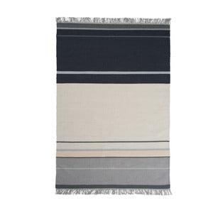 Dywan wełniany  Linie Design Metallum Granite, 80x150 cm