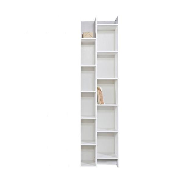 Biała biblioteczka De Eekhoorn Expand Grenen