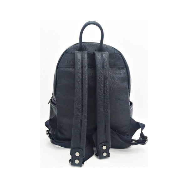 Skórzany plecak Momo Anthracite