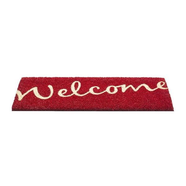 Wycieraczka Hamat Ruco Welcome Red, 26x75cm