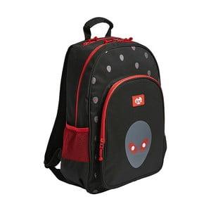 Czarny plecak szkolny TINC Alien