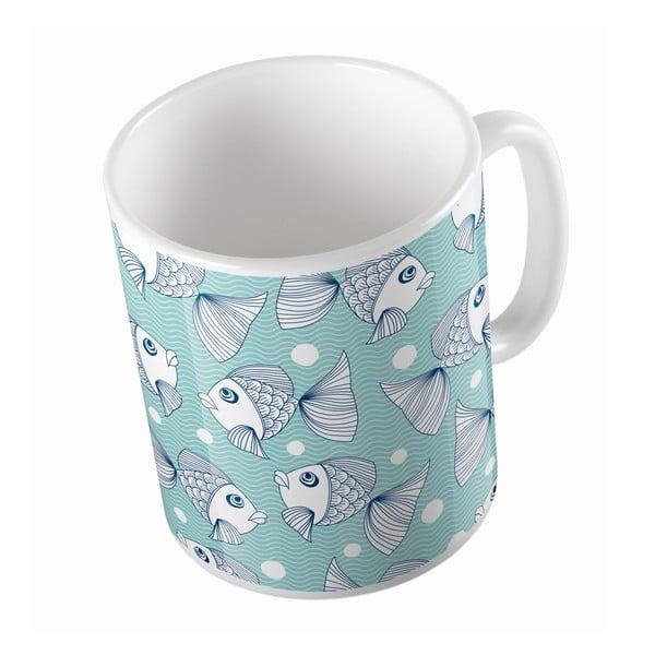 Kubek ceramiczny Make a Wish, 330 ml