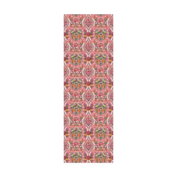Tapeta Pip Studio Melody, 93x280 cm, różowa