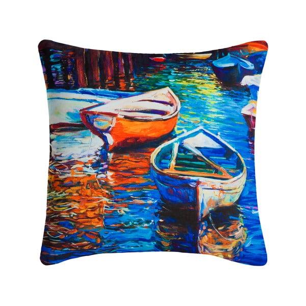 Poduszka z wypełnieniem Abstract 20, 45x45 cm