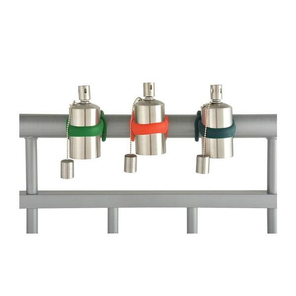 Zestaw 3 lamp oliwnych na balustradę Esschert Design Happy
