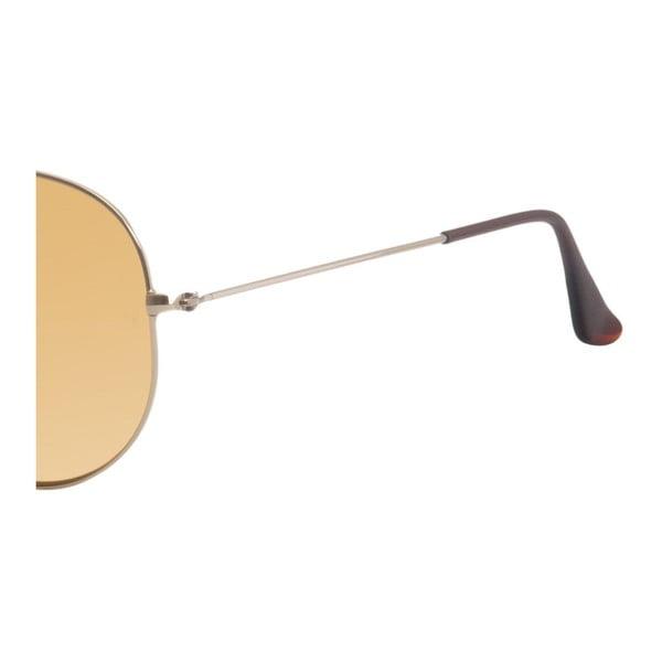 Okulary przeciwsłoneczne Ray-Ban Aviator Sunglasses Gold Dark