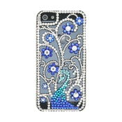 Etui na iPhone5/5S Wild Peacock