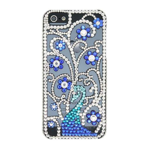 Etui na iPhone5/5S Wild Peacock