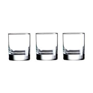 Zestaw 3 szklanek Sola Tumbler, 280 ml