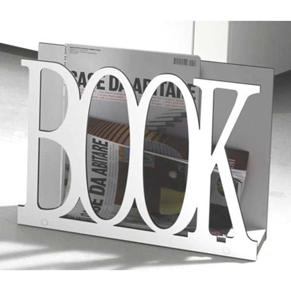 Gazetnik Book White