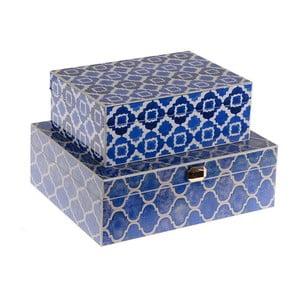 Zestaw 2 pojemników Blue Box