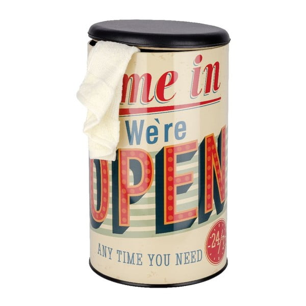 Kosz na pranie Wenko Vintage Open