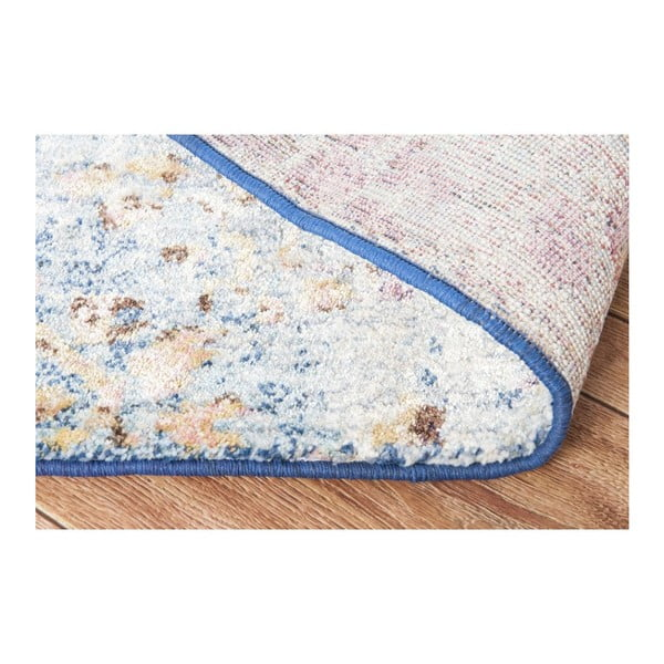 Dywan Blue Vintage, 110x170 cm