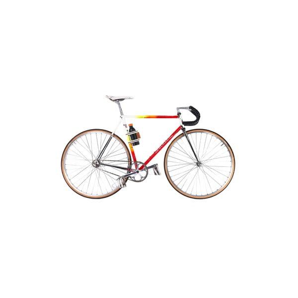 Uchwyt na butelkę wina na rower Iride Rainbow