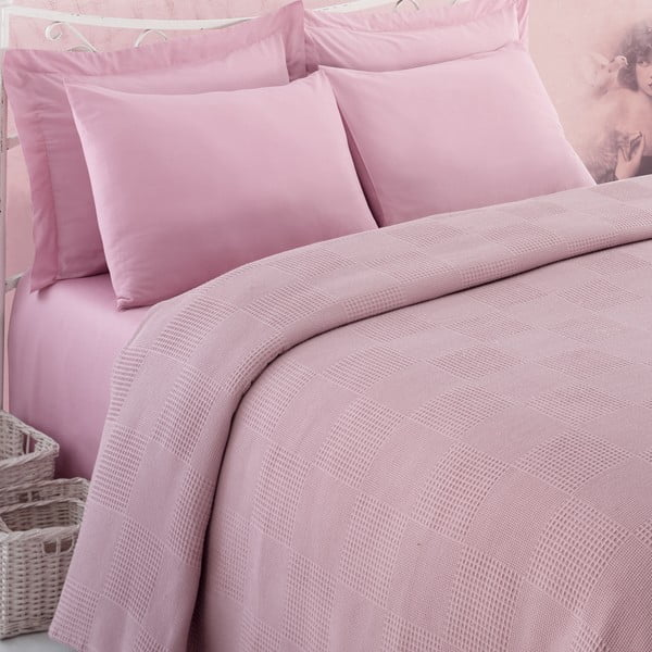 Narzuta na łóżko Pique 280, 200x230 cm