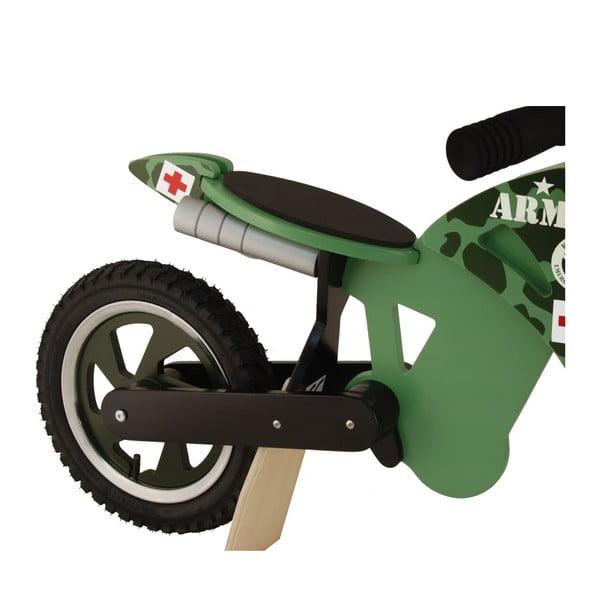 Motor do odpychania Scrambler Army