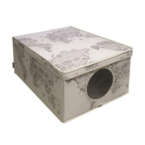 Pudełko Maps, 50x42 cm