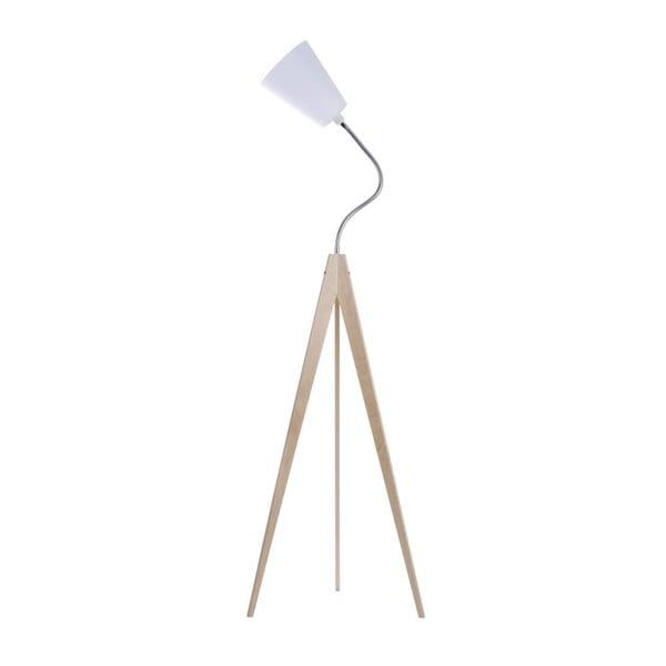 Lampa stojąca Artist Flex White/Lacquered